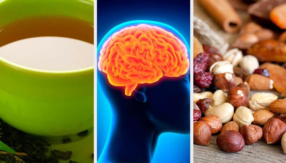 Alimenti naturali per migliorare la memoria