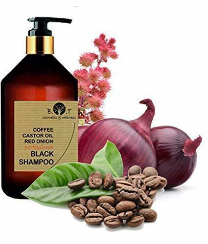 Shampoo alla cipolla