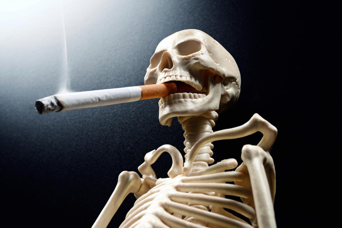 Smettere di fumare in alcuni semplici passi