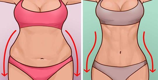 Esercizi per bruciare i grassi