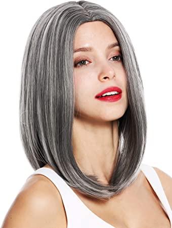 Trucchi per sfumare i capelli grigi sui capelli neri