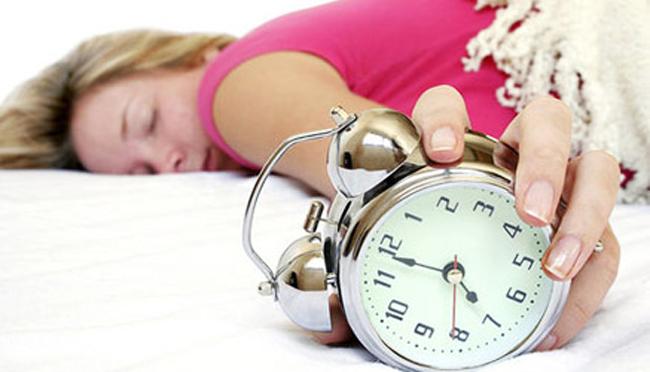 Dormire poche ore al giorno