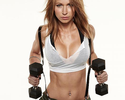 Esercizi fisici per avere un seno più sodo