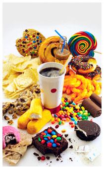 Gustoso ma dannoso: junk food