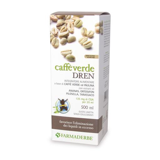 il caffe verde farmaderbe