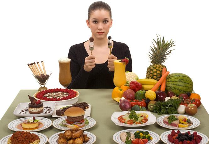 Come mangiare sano ogni giorno