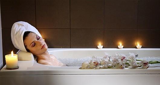Il bagno rilassante anche a casa vostra