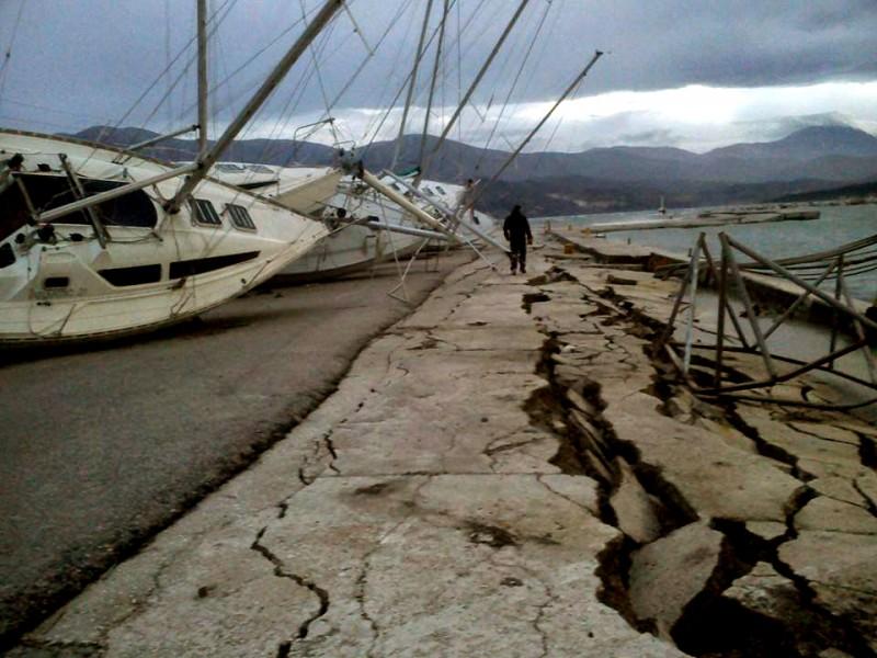 Cosa fare in caso di terremoto?
