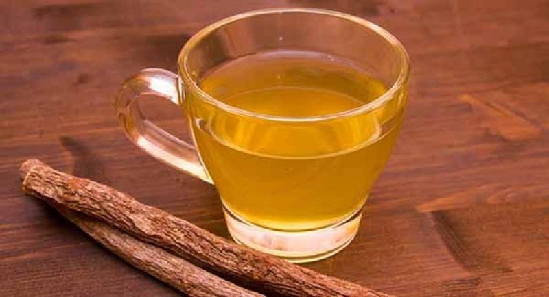 Tè alla liquirizia