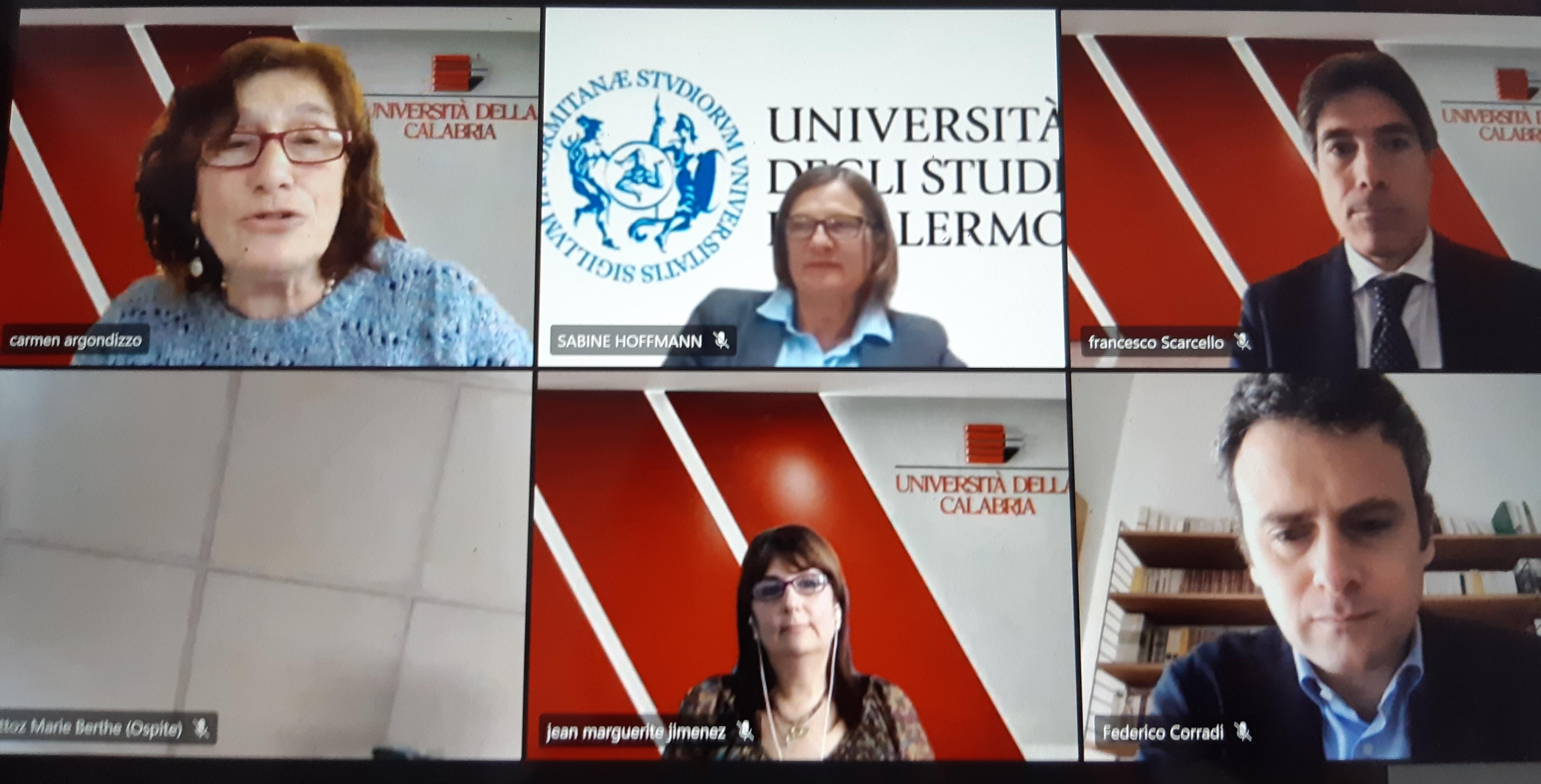 Il Centro Linguistico UniCal presenta i Moocs for foreign La