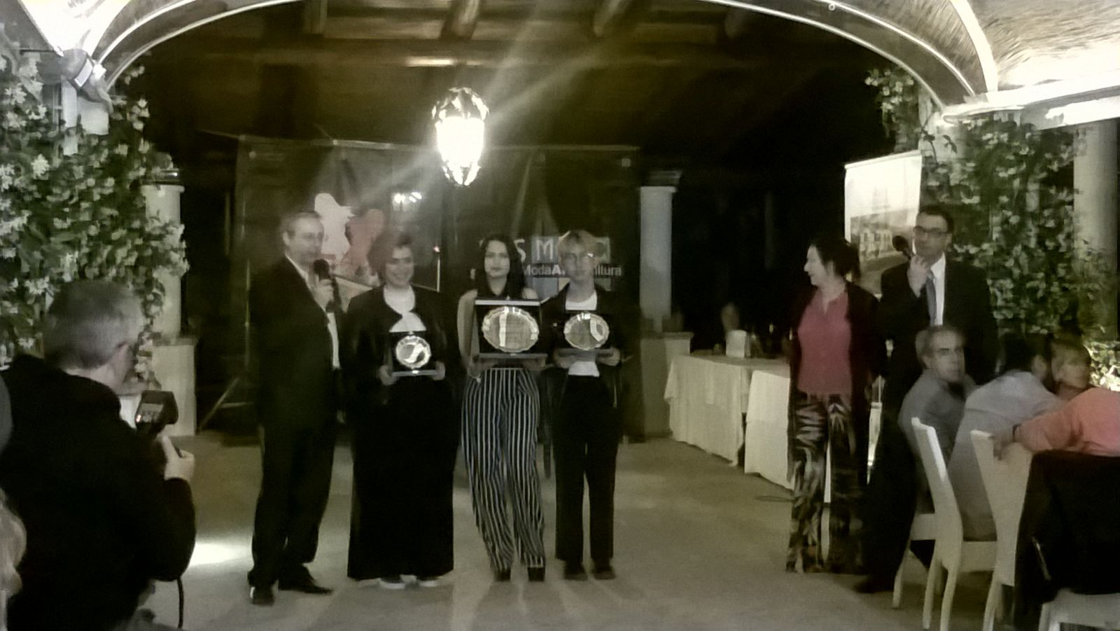 Guenda Lucà vince lo Smac Fashion 2016