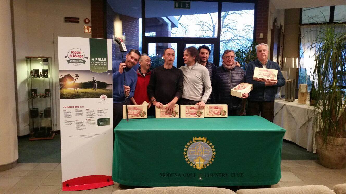 Trofeo Rigoni, golf e solidarietà