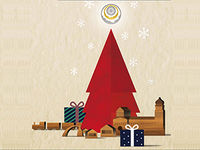 Trento, al via i Mercatini di Natale