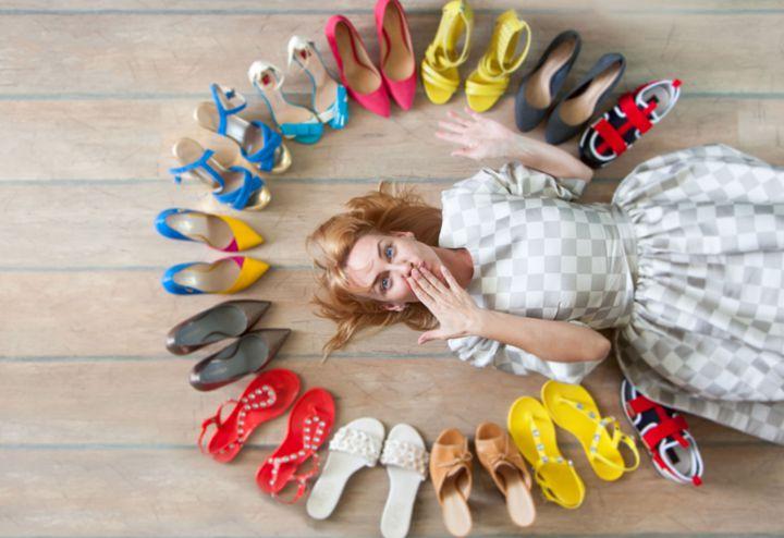 Segni particolari praticità e perfezione: le regole delle scarpe