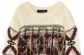 Il golf lana e frange di Isabel Marant che indossano le star