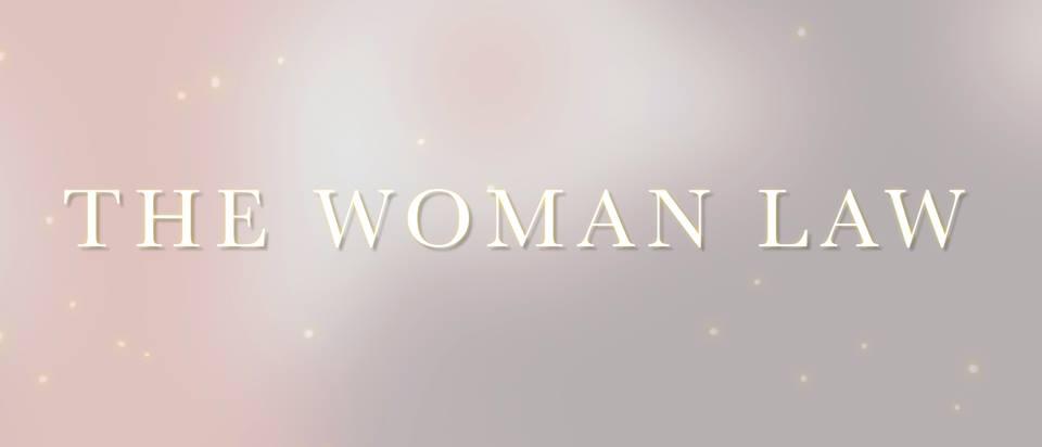THE WOMAN LAW: LOREDANA PESARE ALLA RISCOSSA!