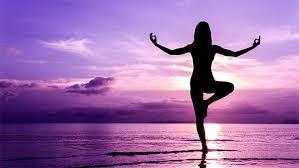 Lo Yoga in volo