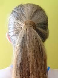 Coda di cavallo e treccia: perfette quando i capelli sono poco puliti