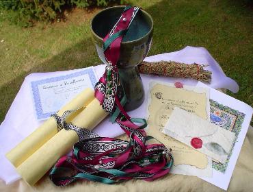 Matrimonio celtico, veloce come una stretta di mano