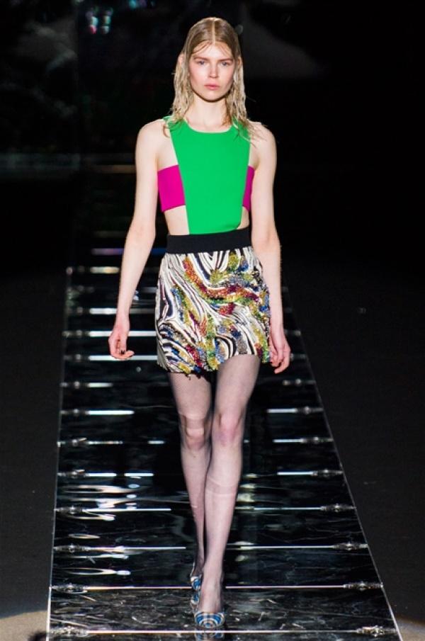 Milano Moda 2015-16: lo spettacolo di Puglisi
