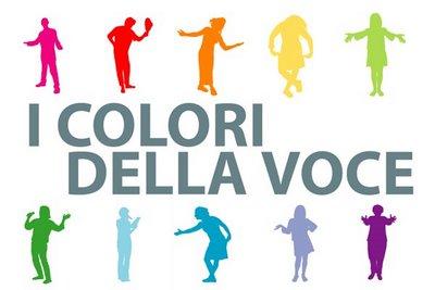 Four voice colors: i colori della voce (Ciro Imparato)