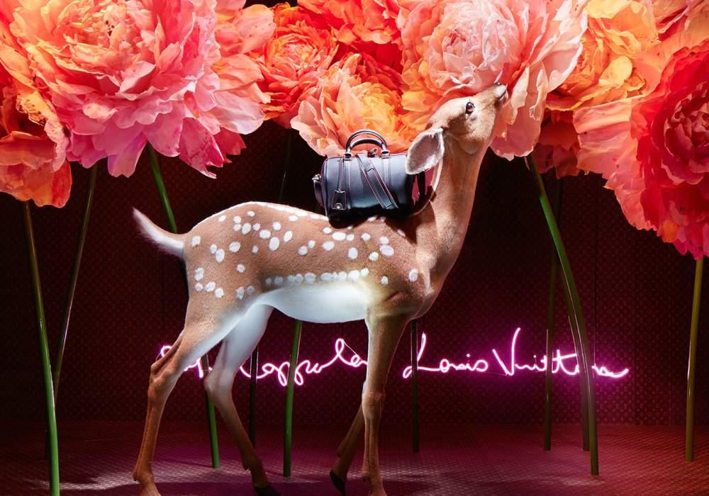 Il Visual merchandising dei negozi di abbigliamento di alta moda