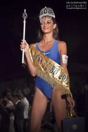Valentina Cirillo, da Miss Stabia 2011.