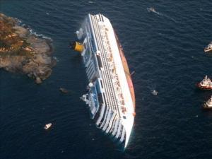 Costa Concordia: il disastro ambientale