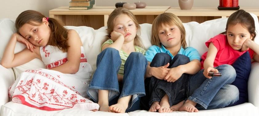 Bambini: annoiarsi, dormire e giocare è necessario