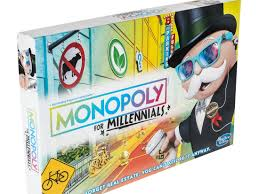 Monopoly for Millennials, successo limitato