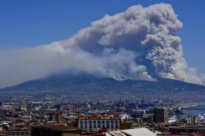 La mia Terra sta bruciando!