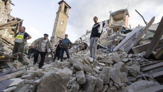 L'Italia e i disastri ambientali