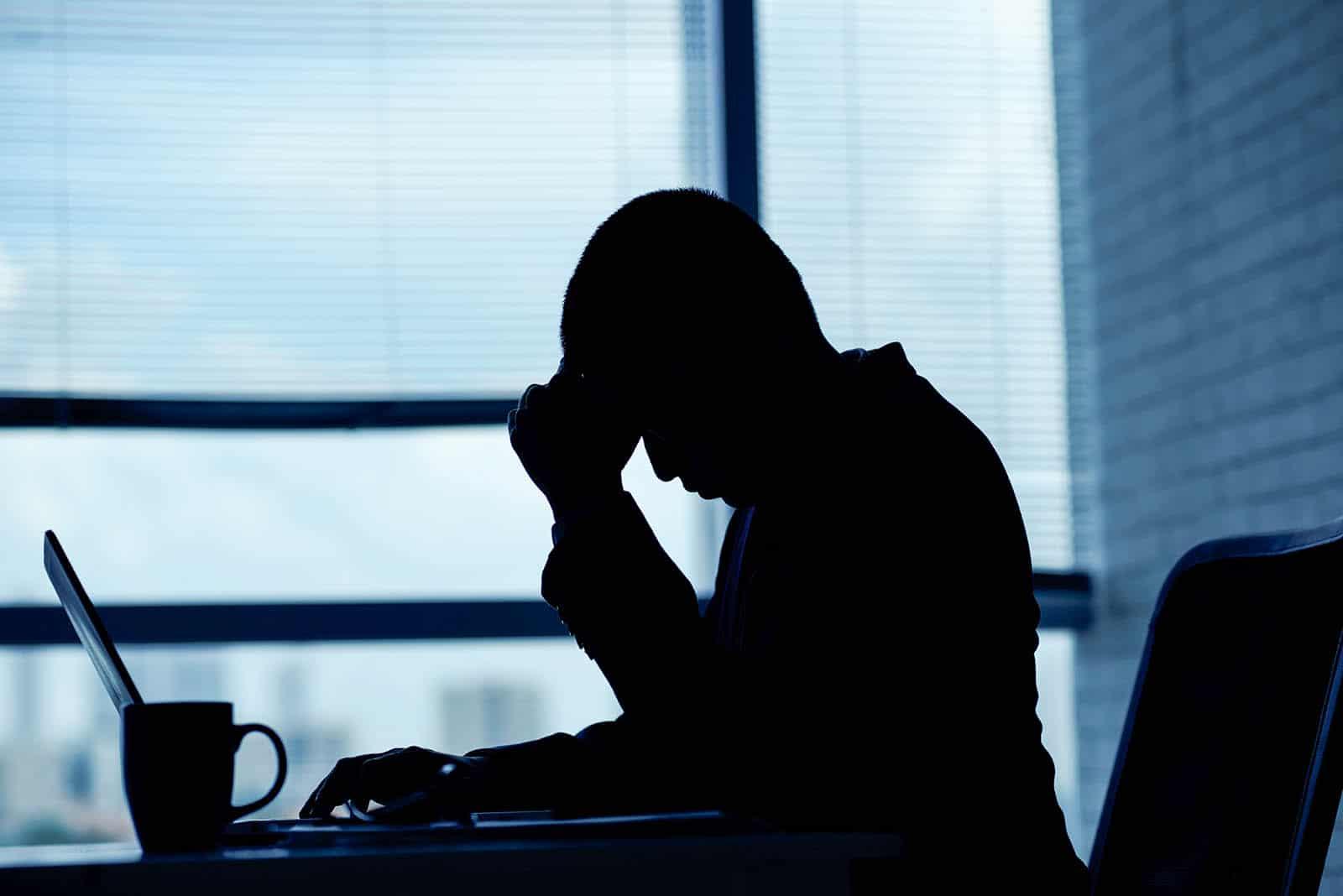 Effetti dello stress da lavoro
