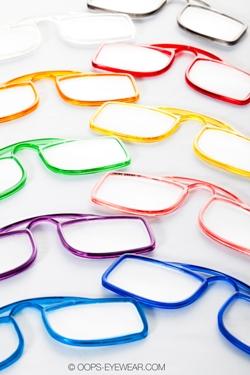 Gli occhiali da lettura Oops