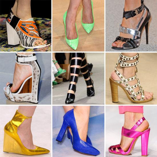 Infine ... ancora scarpe .. ma quelle preferite dalle donne americane