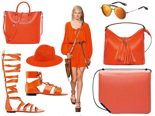 Arancione che passione, tutti pazzi per l'arancio
