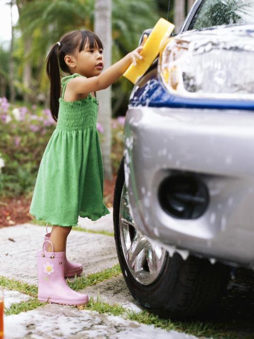 Come pulire l'auto in modo semplice e piacevole ? (1°Parte)