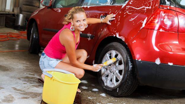 Come pulire l'auto in modo semplice e piacevole ? (3°Parte)