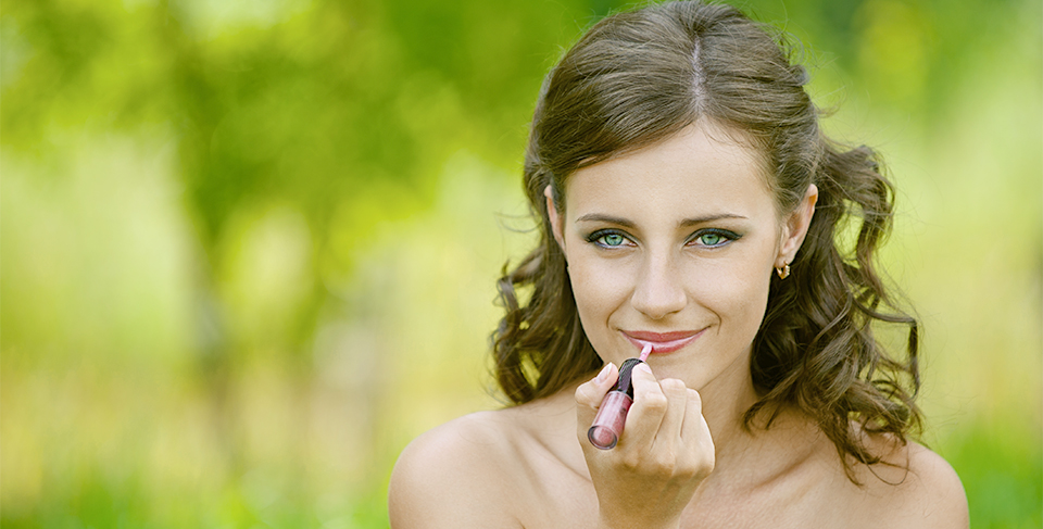 Come nascondere l'herpes labiale