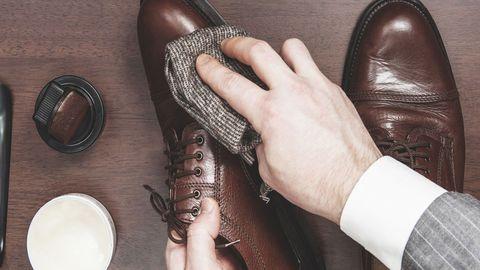 Come pulire le scarpe di cuoio