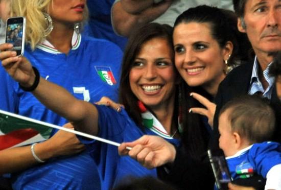 Le Wags del campionato italiano