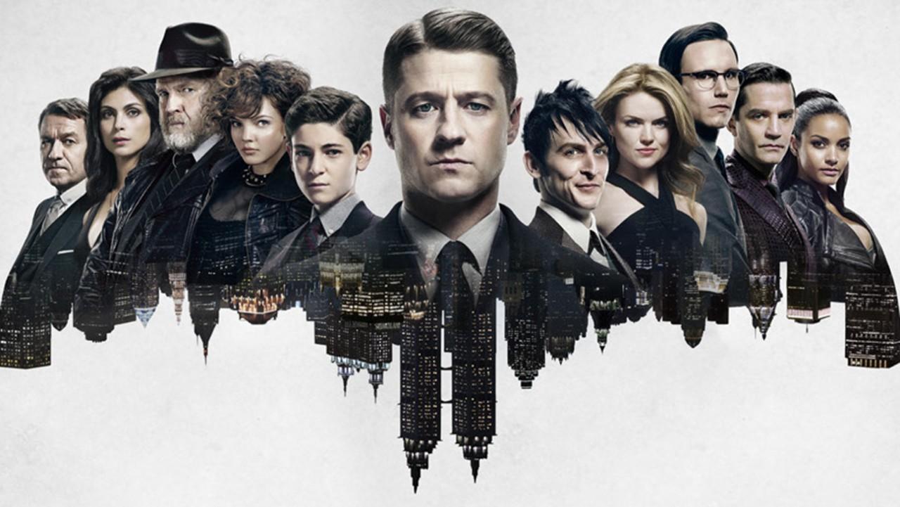 Gotham!
