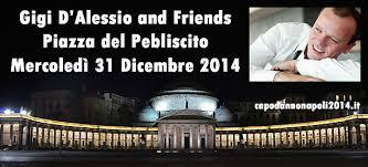 Capodanno con Gigi D'Alessio