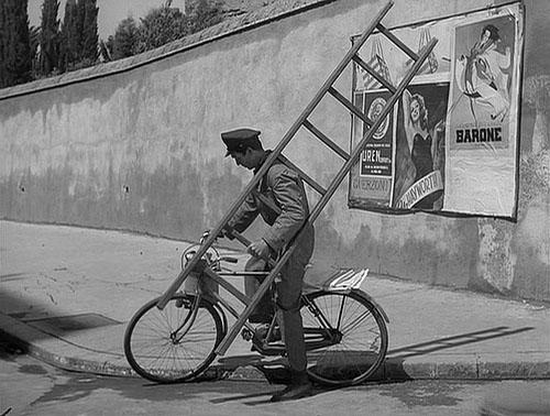 Ladri di biciclette: il film