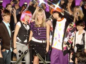 Hannah Montana in versione Miley Cyrus, o viceversa?