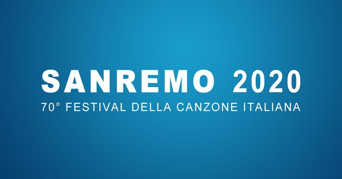 Ultima puntata del 70° Festival di Sanremo