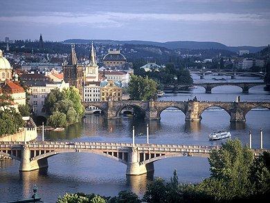 Un fine settimana a Praga