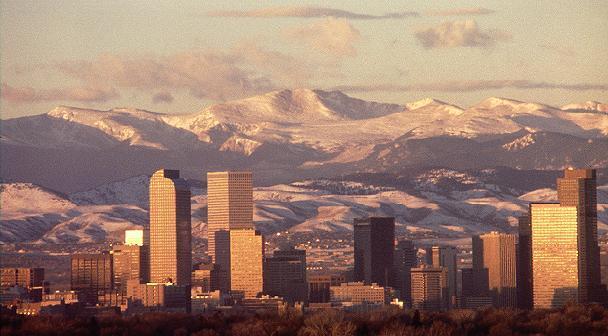 Denver, il mal di montagna e Lady Gaga