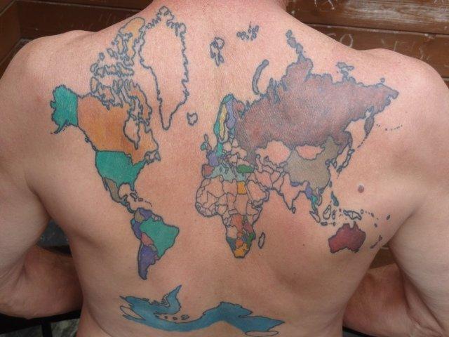 Tatuaggi: addio tribale, tornano le stranezze