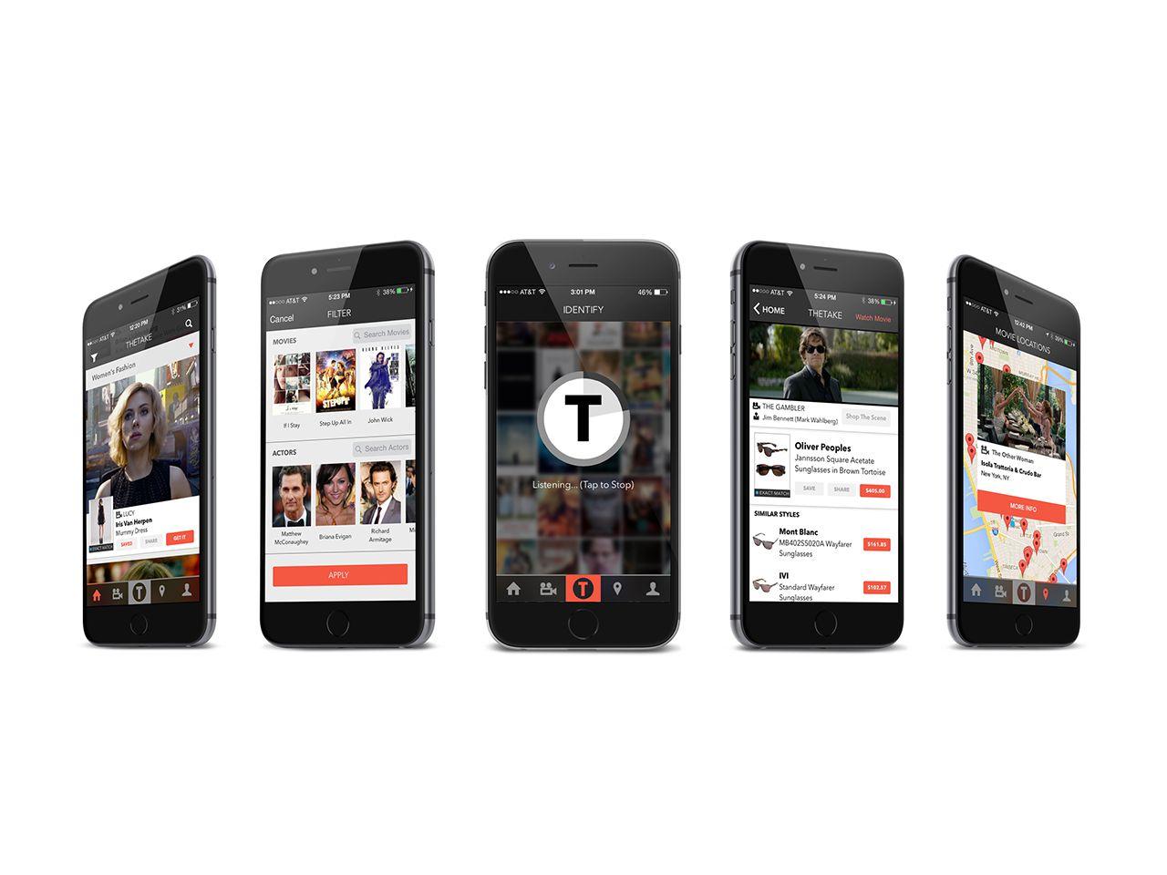 The Take l'applicazione che vi segnala tutto